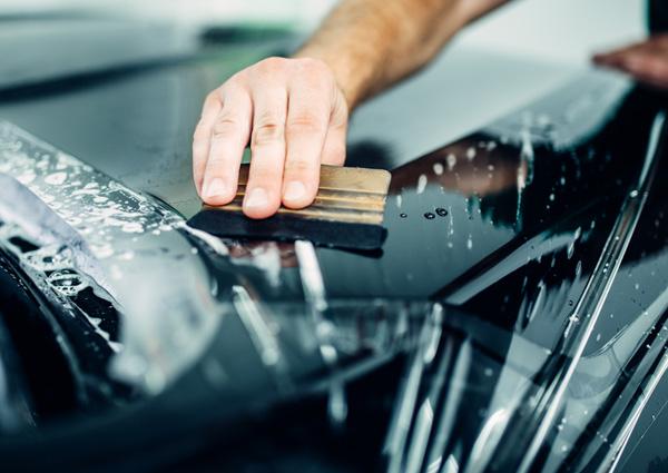 protection antimicrobienne de voiture