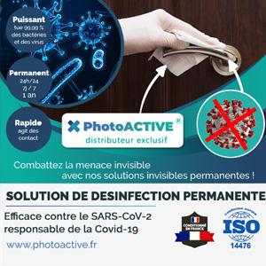 brochure commerciale photoactive